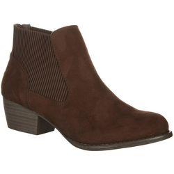 Unionbay Womens Harper Ankle Boots