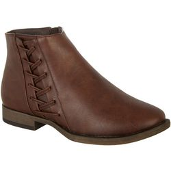 Wanted Shoes Womens Tobago Ankle Boots