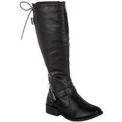 Wanted Shoes Womens Ladyluck Tall Boots