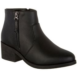 Wanted Shoes Womens Lowell Ankle Boots