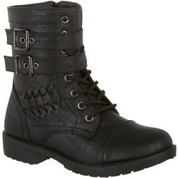 Wanted Shoes Womens Defense Boots