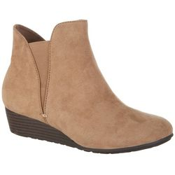 Mia Amore Womens Sienna Ankle Boots