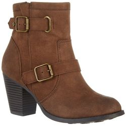 Mia Amore Womens Elenaa Ankle Boots