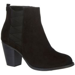 Mia Amore Womens Elizabeth Ankle Boots