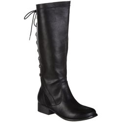 Mia Amore Womens Liliana Tall Boot