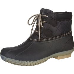Skechers Womens Hampshire Rain Boots