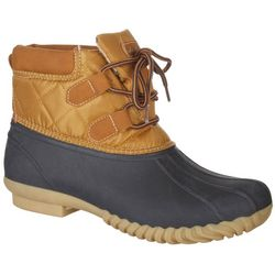 Skechers Womens Hampshire Rain Boots