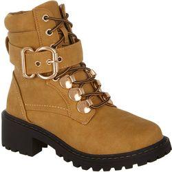 Womens Himalaya Combat Boots
