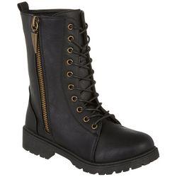 Womens Combat Boots