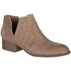 2d3ccb815fda2 Dept 222 Womens Bernadette Ankle Boots