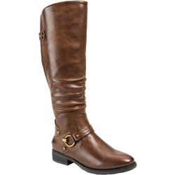 Bare Traps Womens Athalia Tall Boot.