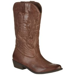 Coconuts Womens Gaucho Boots