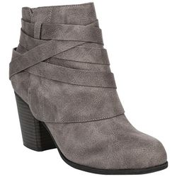 Fergalicious Womens Cellar Booties