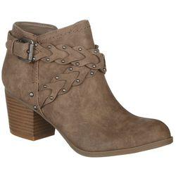 Indigo Rd. Womens Sattie Anklet Boots