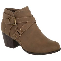 Dunes Womens Patty Ankle Boot