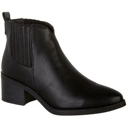 Dunes Womens Olivia Ankle Boots