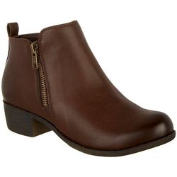 Dunes Womens Dolly Ankle Boots