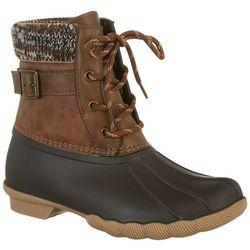 Womens Dawn Duck Boots