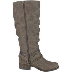 Jellypop Womens Sierra Tall Boots