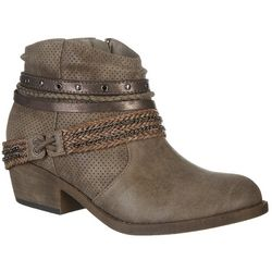 Jellypop Womens Michigan Ankle Boots