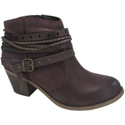 Jellypop Womens Mitchell Ankle Boots