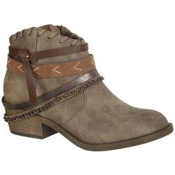 Jellypop Womens Allia Ankle Boots