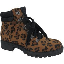 Jellypop Womens Miggy Combat Boots