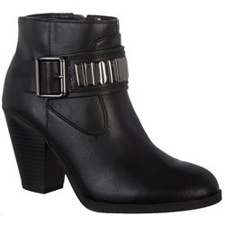 Rampage Womens Velma Ankle Boots