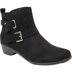 Italian Shoemakers Womens Hills Ankle Boots