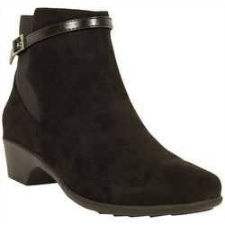 Italian Shoemakers Womens Hildy Ankle Boot