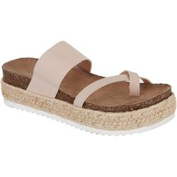 Womens Case Platform Sandal