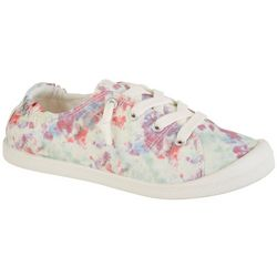 Madden Girl Womens Baailey  Canvas Sneakers