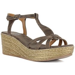 L4L Womens Axis Wedge Sandals