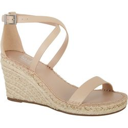 Charles by Charles David Womens Nola Wedge Sandals