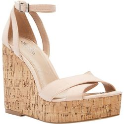 Charles by Charles David Womens Dempsey Wedge Sandals