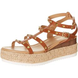 Soda Womens Somehow Wedge