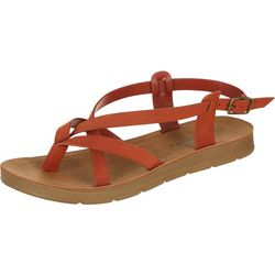 Soda Womens Watch Sandals