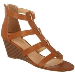 XOXO  Womens Sofiya Wedge Sandals
