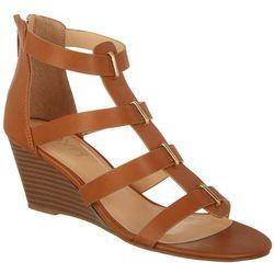 XOXO  Womens Sofiya Wedge Sandals