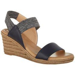 XOXO Womens Switzerland Wedge Sandals