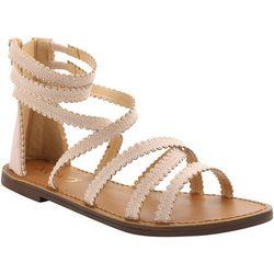 XOXO Womens Colton Sandals