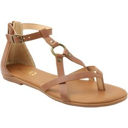 XOXO Womens Fulton Sandals