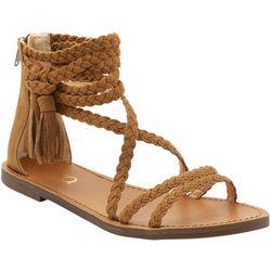 XOXO Womens Cancun Sandals
