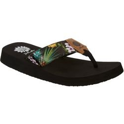 Yellow Box Womens Francis Flip Flops