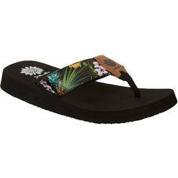 Womens Francis Flip Flops