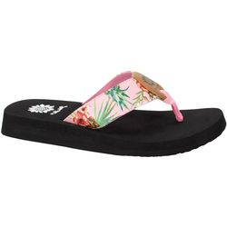 Yellow Box Womens Francis Flip Flop