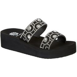 Yellow Box Womens Force Sandals