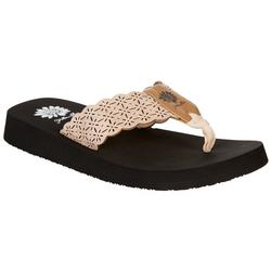 Womens Falkin Flip Flops
