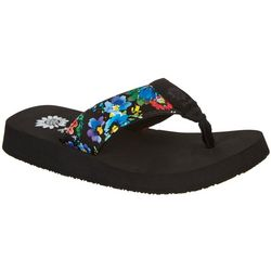 Yellow Box Womens Sidney Flip Flops