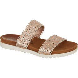 Yellow Box Womens Mahala Sandals